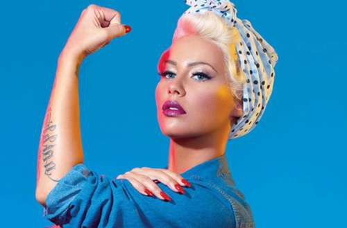 amber rose interview