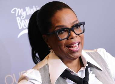 oprah running for president