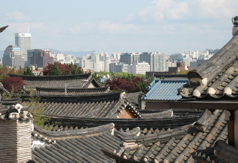 gay seoul guide bukchon hanok village