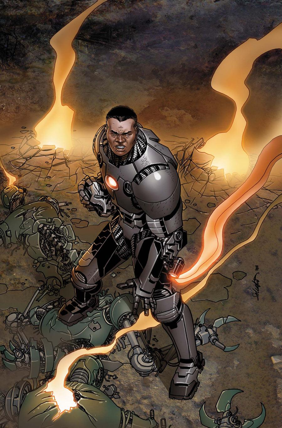 black superheroes 4