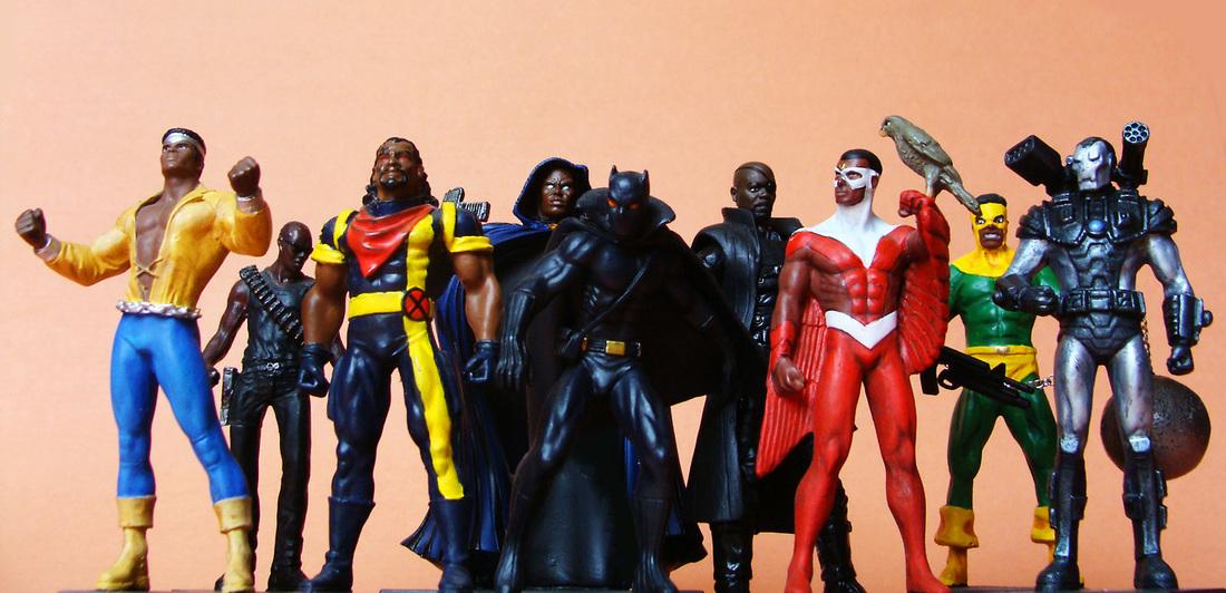 black superheroes 5