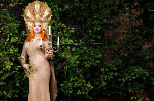 jinkx monsoon album teaser
