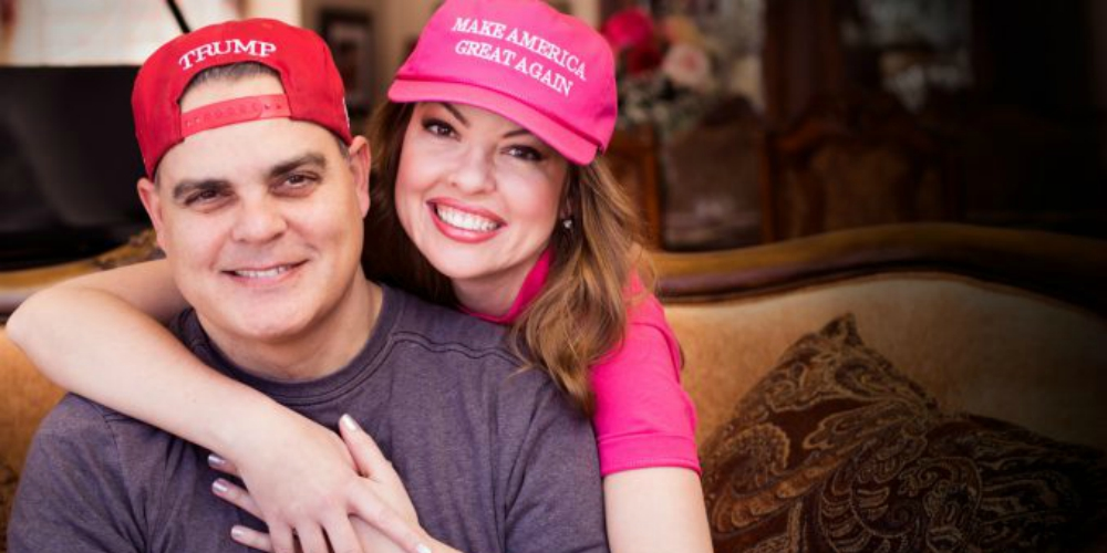 Find Your 'America First Partner' on This New Dating Site for Trumpsters (No Gays Allowed)