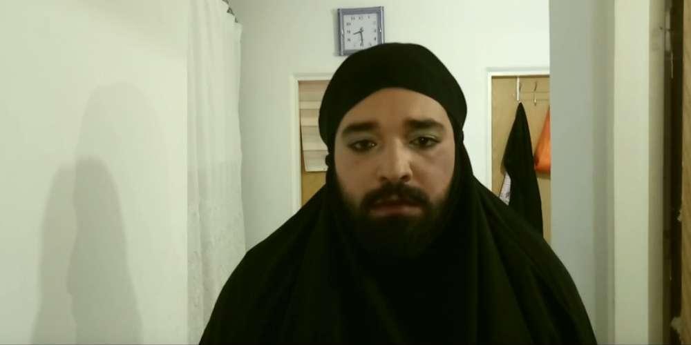 «Ceci n'est pas une burqa», un court-métrage sur la violence contre les gays au Maroc