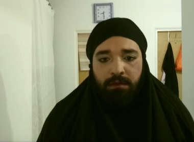 Ceci n'est pas une burqa