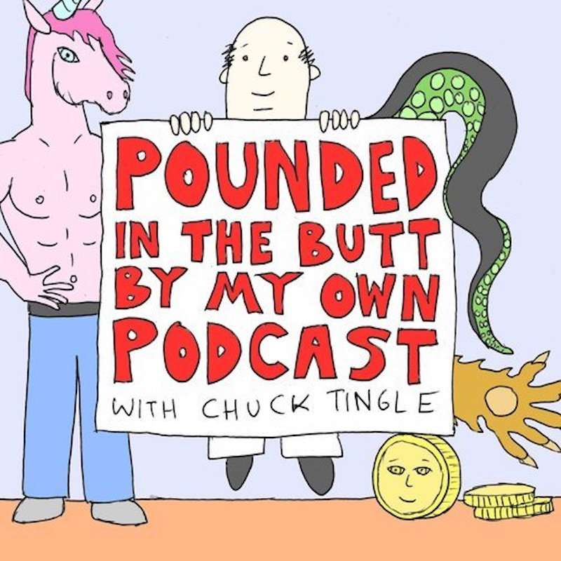 Chuck Tingle podcast 01