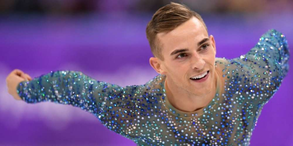 Adam Rippon Turns Down a Lucrative Deal with NBC to Support Teammates