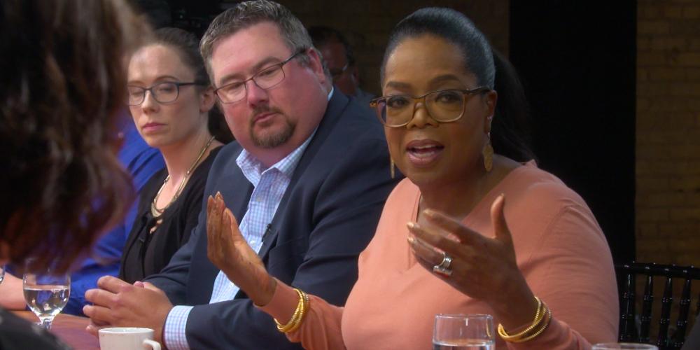 Trump Oprah Winfrey tweet