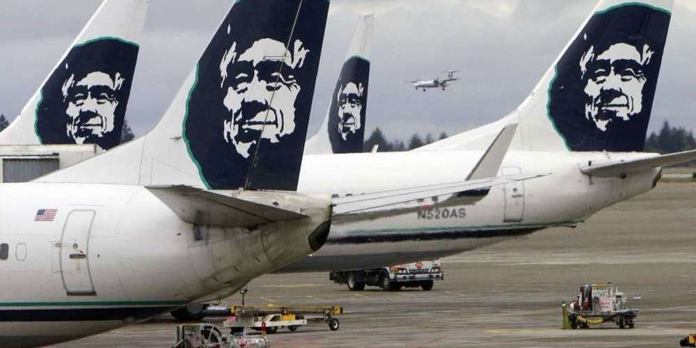 A Naked Passenger Caused This Alaska Airlines Flight to Be Sent Back to Anchorage