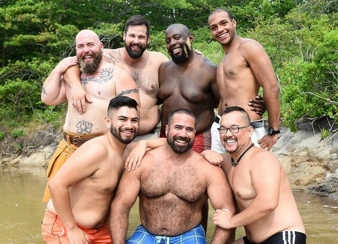 Bear Gay Party