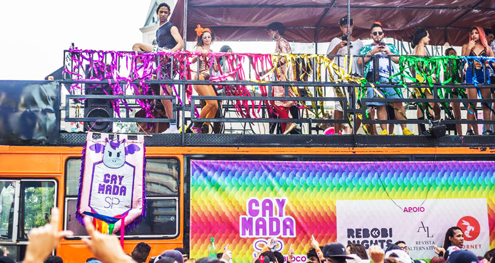 Carnival in São Paulo This Year Was the Sexiest, Gayest Celebration Ever