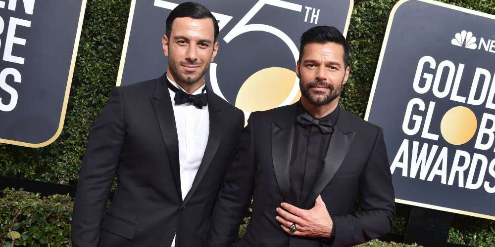 'ACS Versace' Star Ricky Martin: There's 'Absolutely Nothing Wrong' With Open Relationships