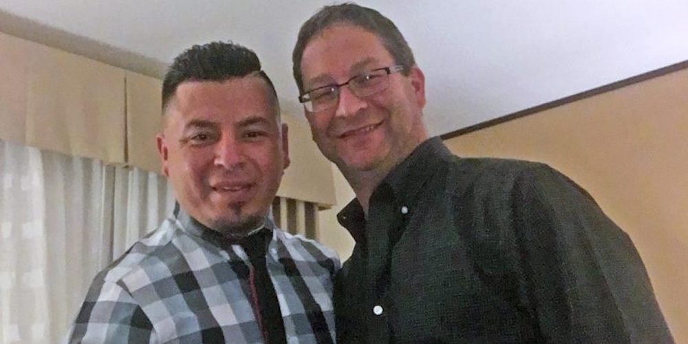 While Interviewing to Become a U.S. Citizen, Immigration Officers Arrested This Gay Man