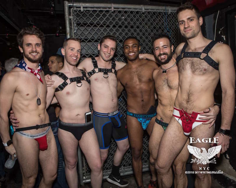 Rencontres gay NYC