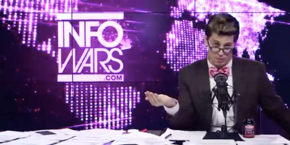 We've Been Sucked Into Hate-Watching Milo Yiannopoulos Sell Quack Medicine on InfoWars