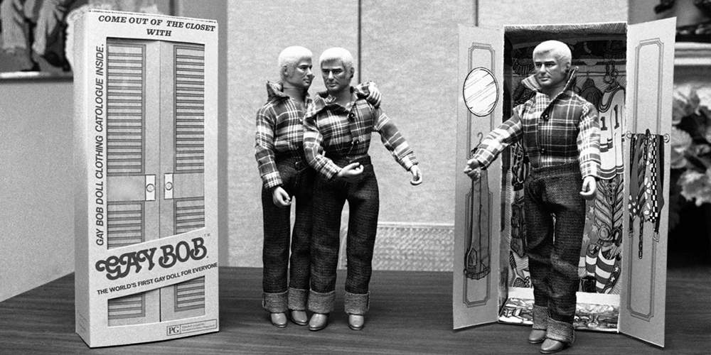Gay Bob doll