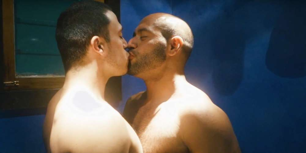 This Queer Mexican Filmmaker's Flick of Latino Guys Making Out Will Get You to Rethink Race and Desire
