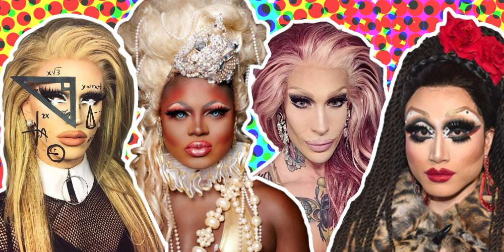 The Tea Is Spilled: Meet the 14 Queens of 'RuPaul's Drag Race' Season 10