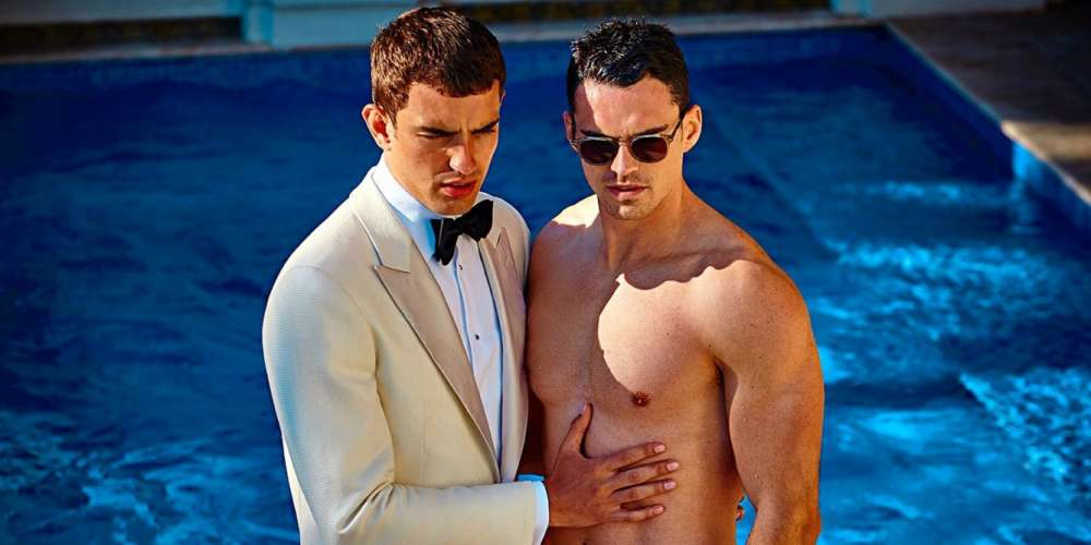 Suitsupply Ad Featuring Kissing Gay Couple Spawns Homophobic Backlash From Haters