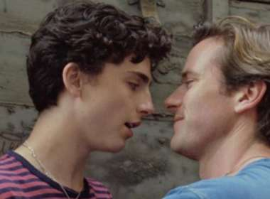 Call Me By Your Name happy ending