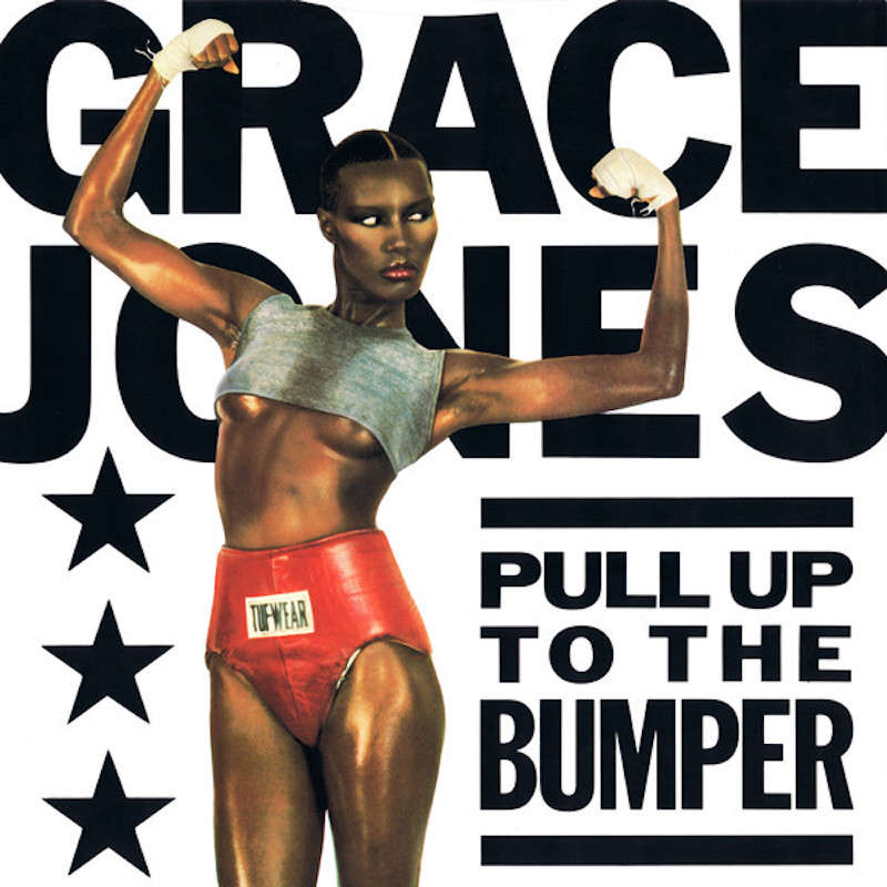 laverne cox single grace jones sleeve beat for the gods