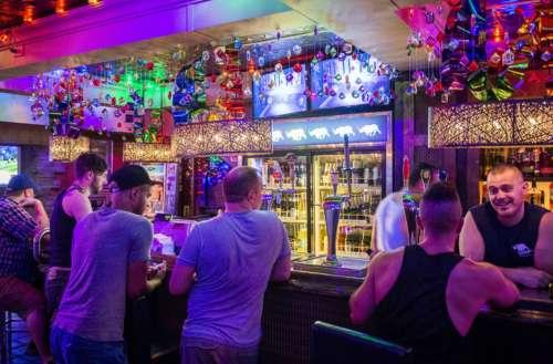 Toronto canada gay bars