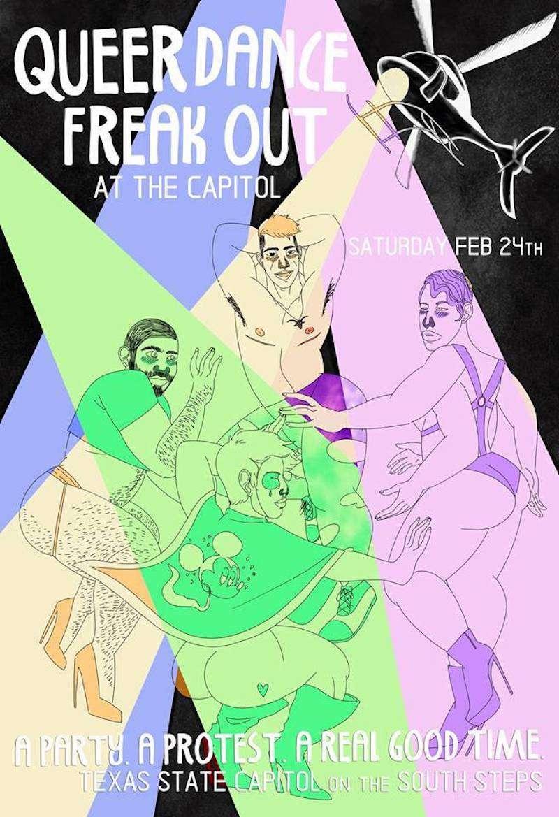 Queer dance freak out 01