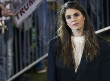 who is hope hicks