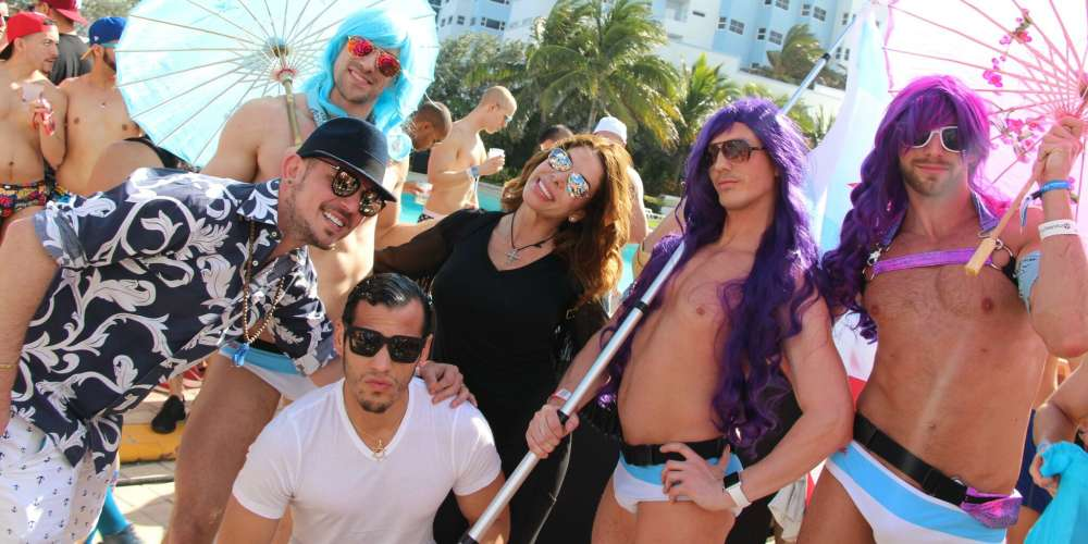 Winter Party 2018: Guia Hornet da melhor gay beach party de Miami