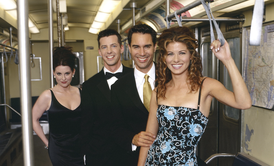 hiv-positive characters will and grace
