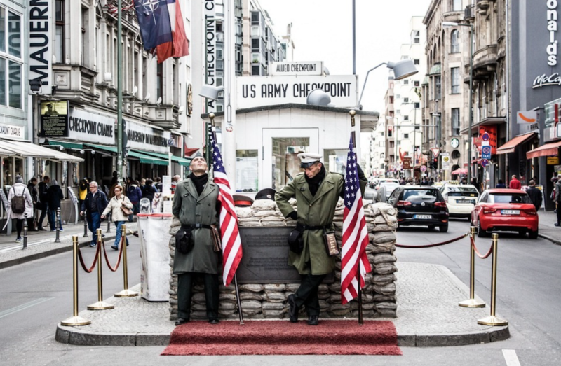 gay berlin guide checkpoint charlie