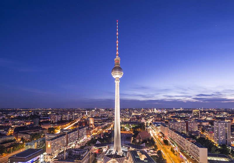 Hornet同志柏林旅遊