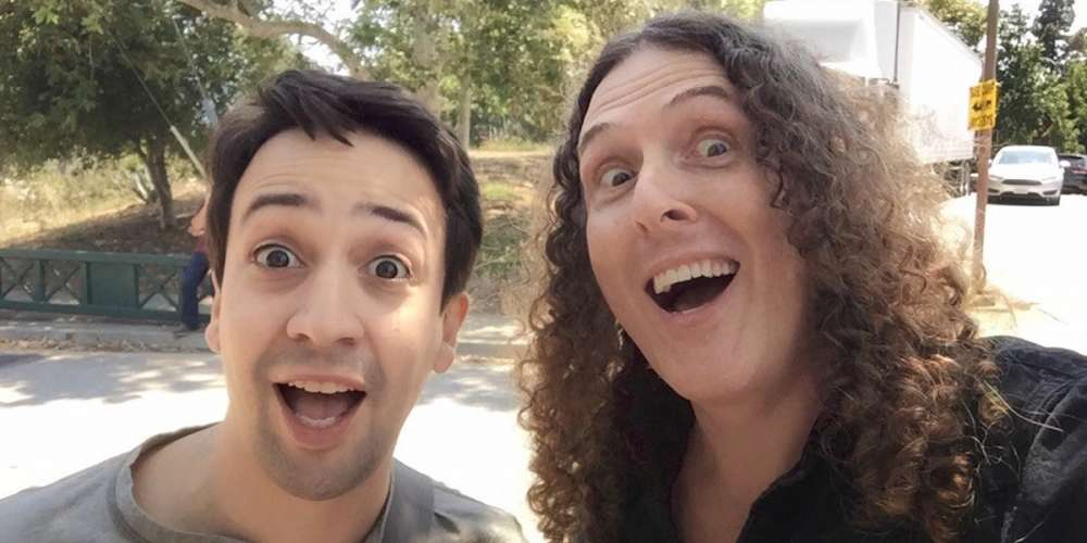 'Hamilton' Just Got Weirder: Lin-Manuel Miranda and 'Weird Al' Yankovic Just Collaborated on a New Track