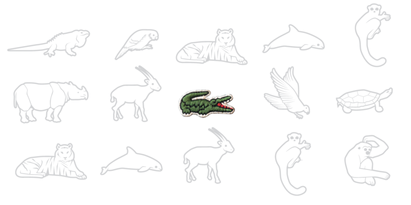 limited-edition lacoste teaser  go away, kim davis