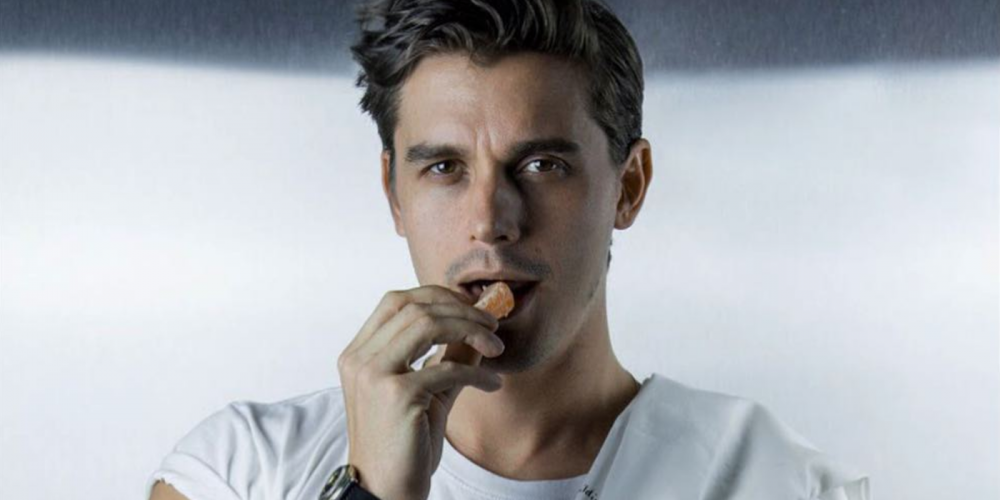 'Queer Eye' Food Guy Antoni Responds to the Haters Who Doubt His Skills