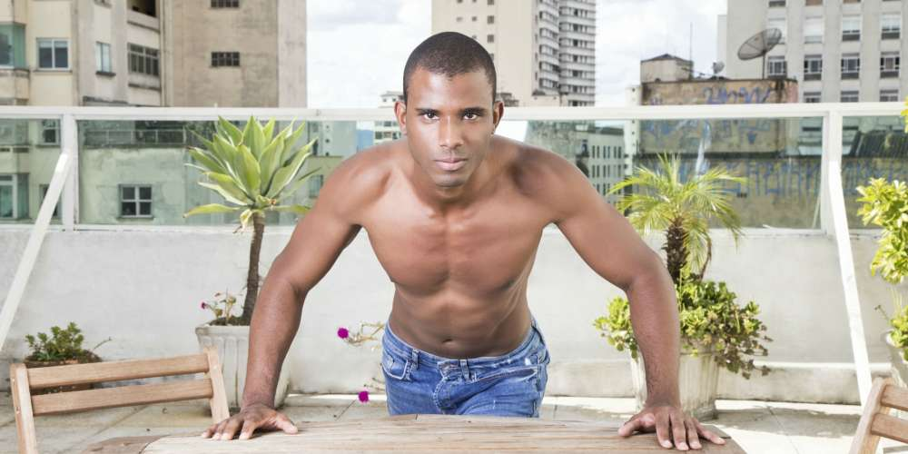 Brazil's Hornet Man of the Month for March Sounds Off on the Importance of PrEP