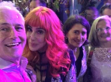 Cher Malcolm Turnbull