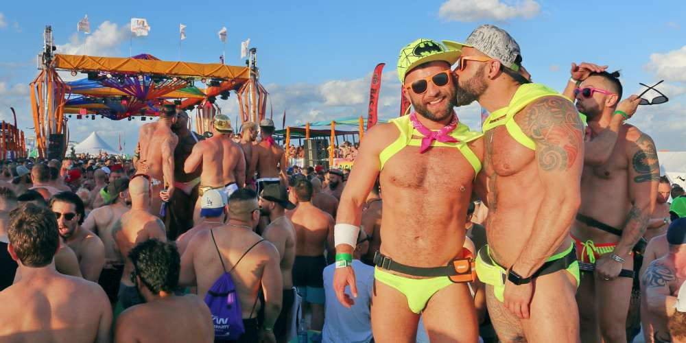 These 22 Pics From Winter Party Offer a First-Person Look Inside Miami's Popular Circuit Party