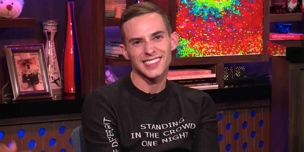 adam rippon johnny weir