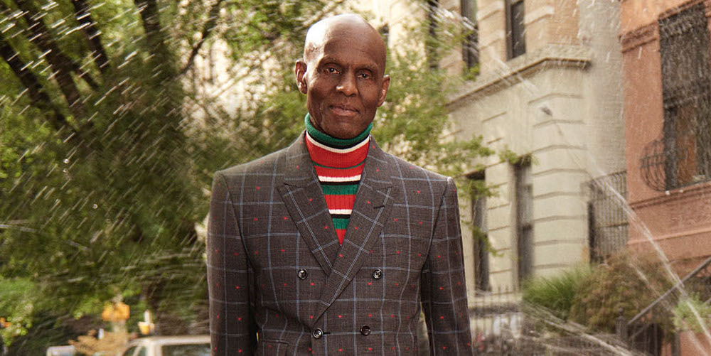 Dapper Dan, the Harlem King of Counterfeit Couture, Will Soon Get His Own Biopic