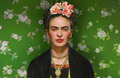 Frida Kahlo barbie 01