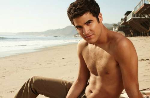 Darren criss fake naked