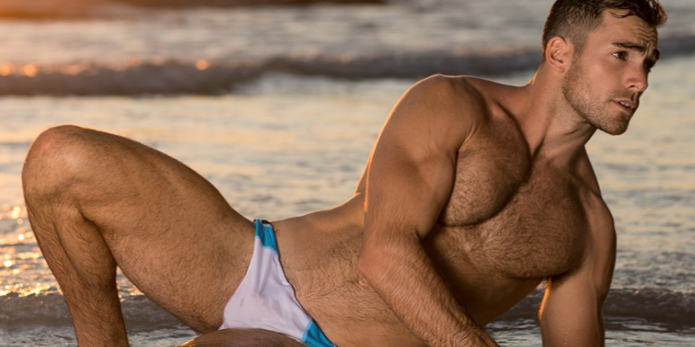 This Week's 5 Must-Haves: Calvin Klein Home, Mario Time and New Sheer aussieBum Briefs