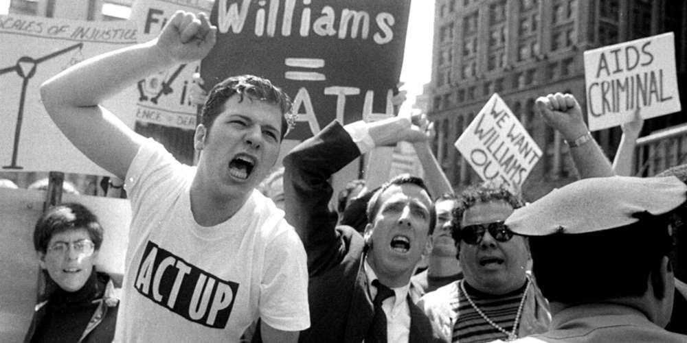 ACT UP Was Unofficially Founded 32 Years Ago Today, Changing the Face of Queer Activism