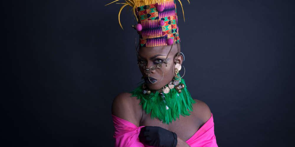 Portrait: Nomai repousse les limites du drag