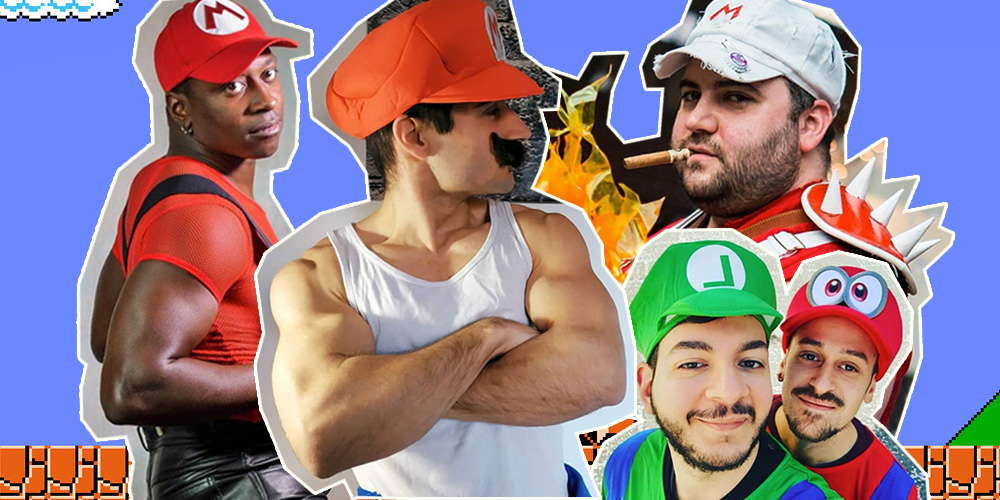 Celebrate #Mar10Day By Looking at Super Mario History, Complete With Sexy Mario Cosplay