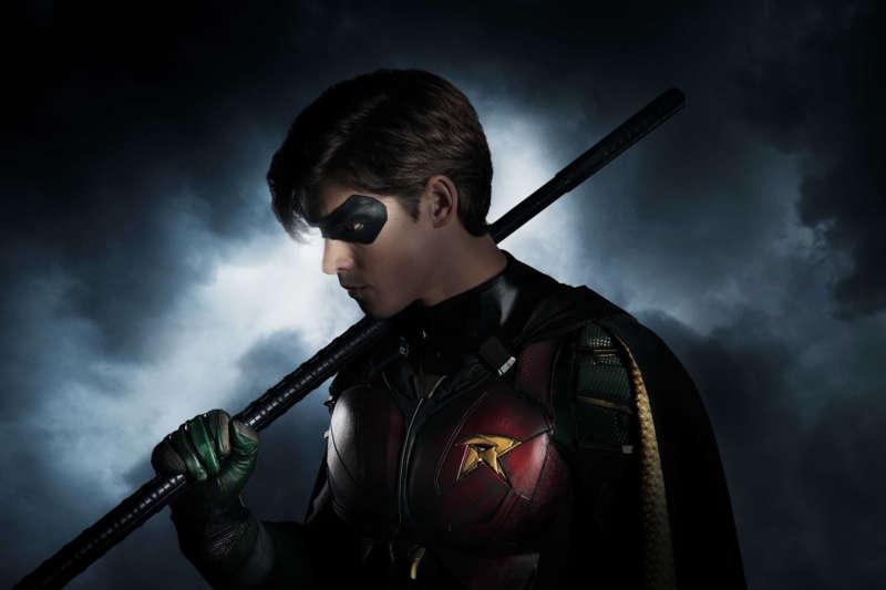 dc superhero show titans