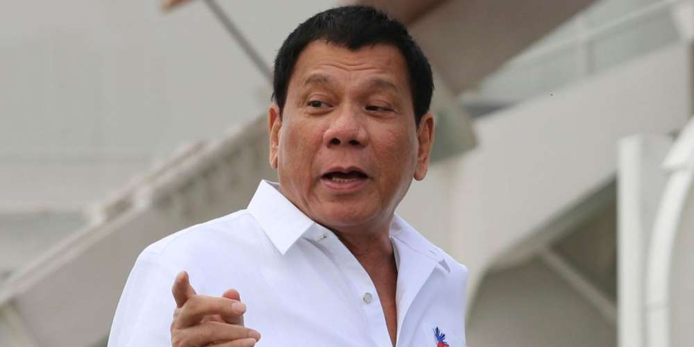 News of the World: The Philippines' President Duterte Urges Against Condom Use Despite Rise in HIV Rates