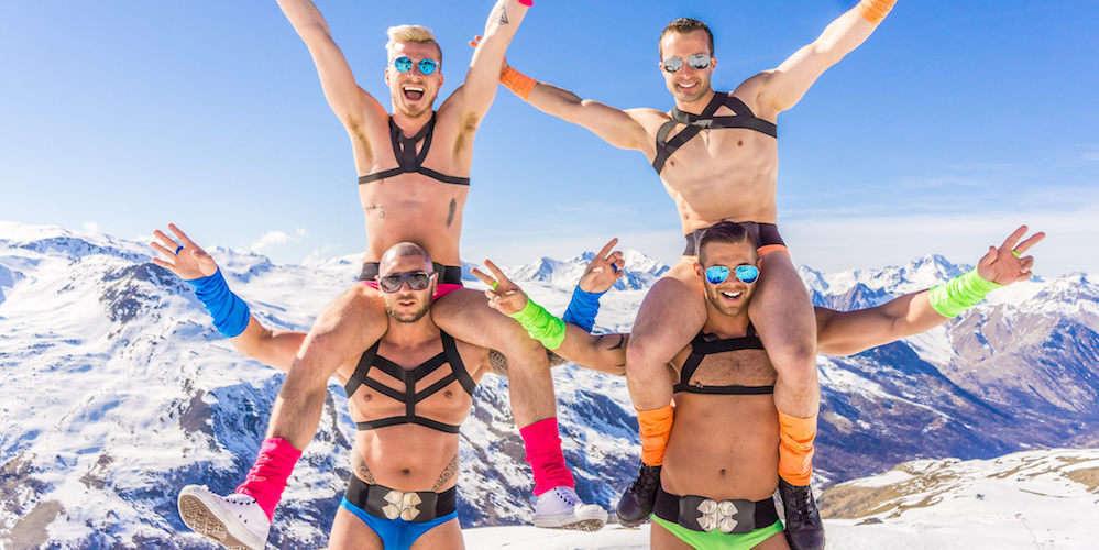 Gay Ski Weeks: les raisons d'un succès