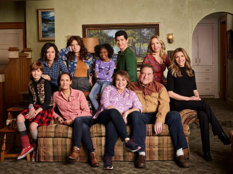roseanne new cast